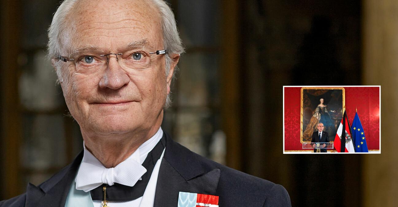 Kungen Österrike president