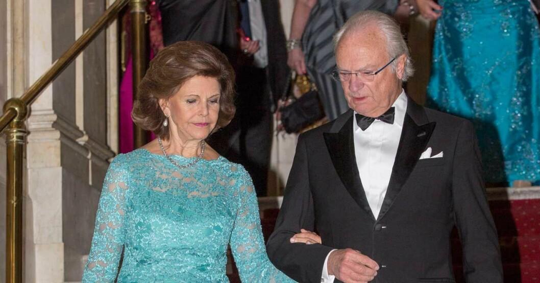 Kungen och Silvia har uppdaterat sitt äktenskapsförord.