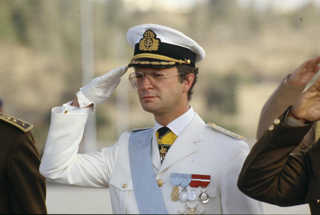 kung carl gustaf 1986