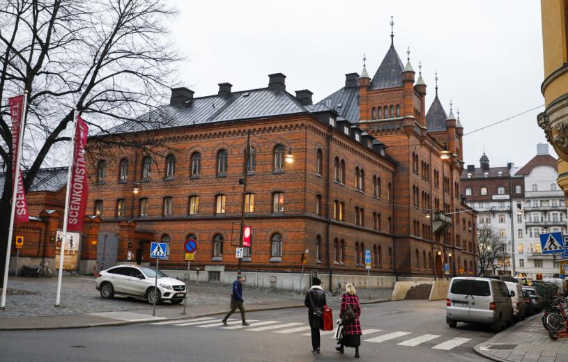Kungliga Hovstallet i Stockholm Prinsessan Madeleine våning Chris O'Neill Prinsessan Leonore Prinsessan Adrienne Prins Nicolas