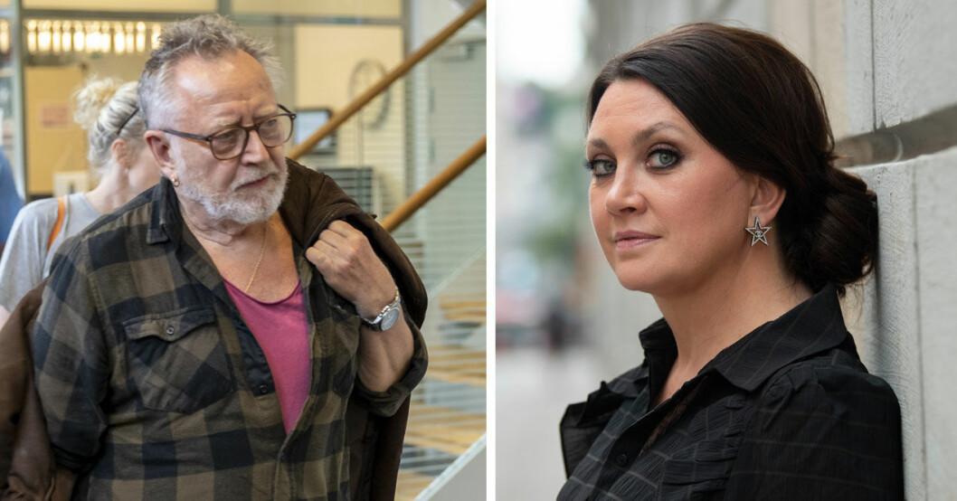 Camilla Läckberg om Ulf Lundells 34 år yngre flickvän Ninna PrageB