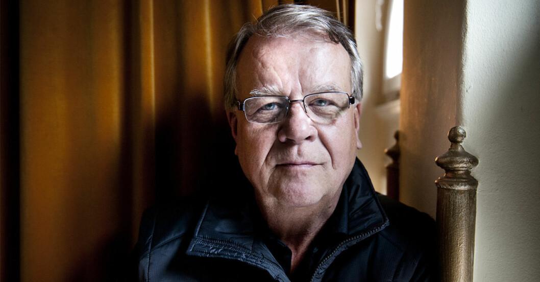 För några år sedan firade Lasse Berghagen 50 år som artist, men säger ändå att han kanske är lite för blyg!