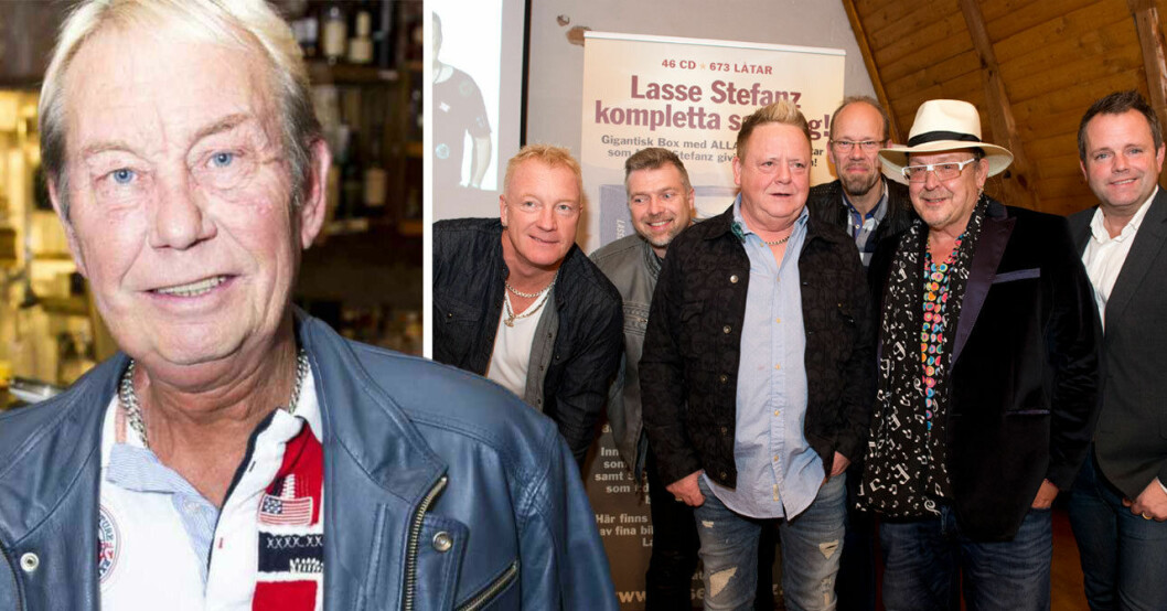 Anders Pettersson, Lasse Stefanz