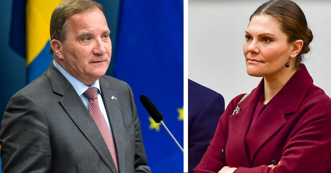 Stefan Löfvens nya restriktioner påverkar Victoria.