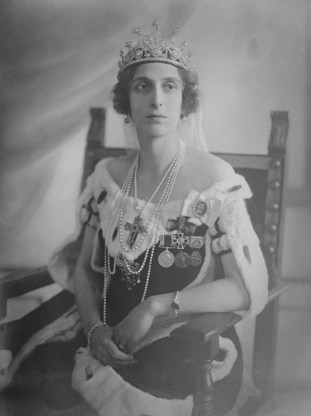 Drottning Louise