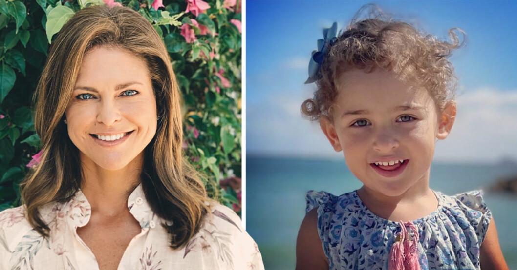 Prinsessan Madeleine Prinsessan Adrienne
