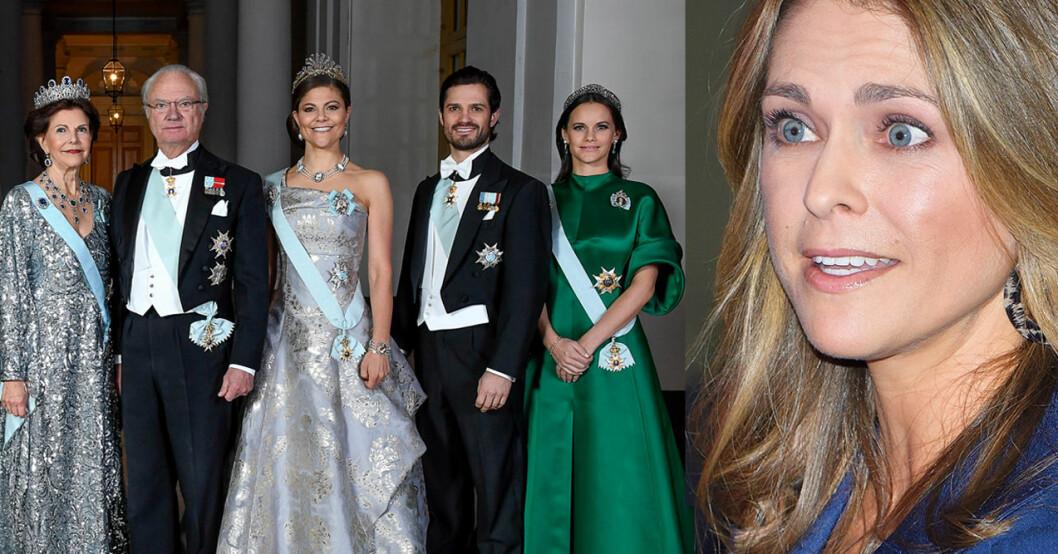 Prinsessan Madeleine Kungafamiljen