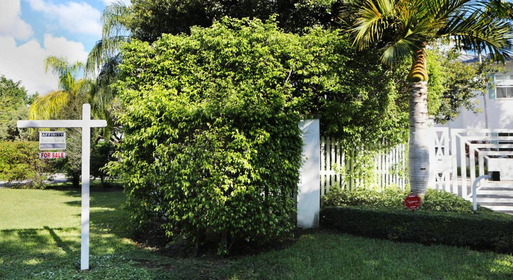 Huset i Miami – här bodde prinsessan Madeleine med sin familj. Men nu har de flyttat.