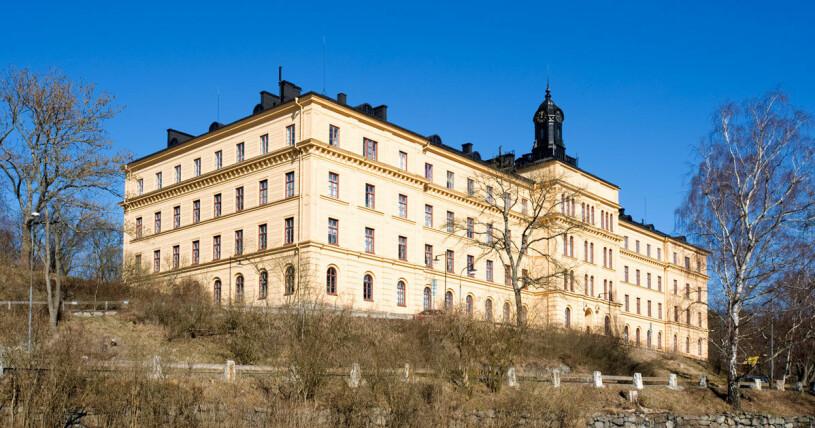 Prinsessan Estelles skola Campus Manilla Kungliga Djurgården Stockholm Coronautbrott Corona Covid-19