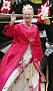 Drottning Margrethe klänning
