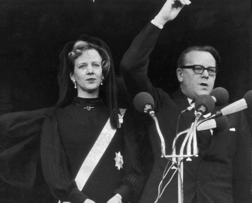 Margrethe 1972