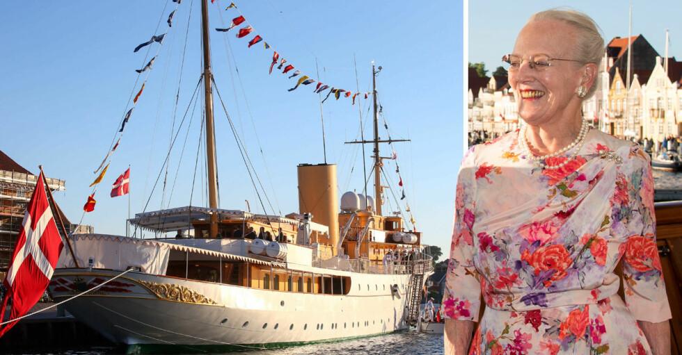 Drottning Margrethe Dannebrog