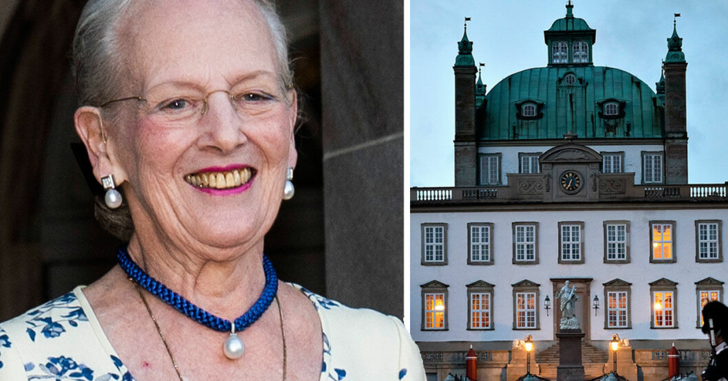 Drottning Margrethe ger bort alla sina födelsedagsblommor inför 80-årsdagen