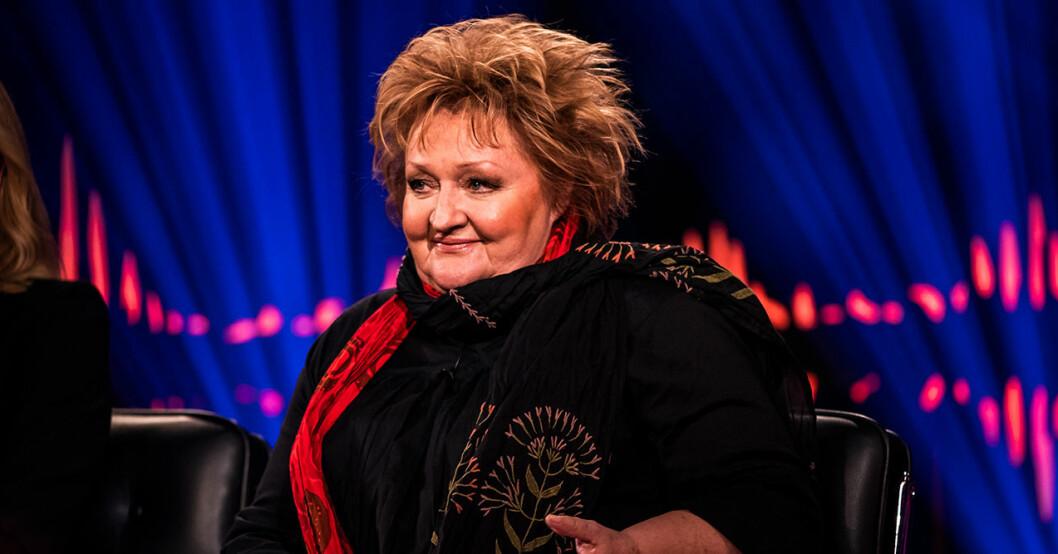 skådespelaren Marianne Mörck blir årets julvärd 2019