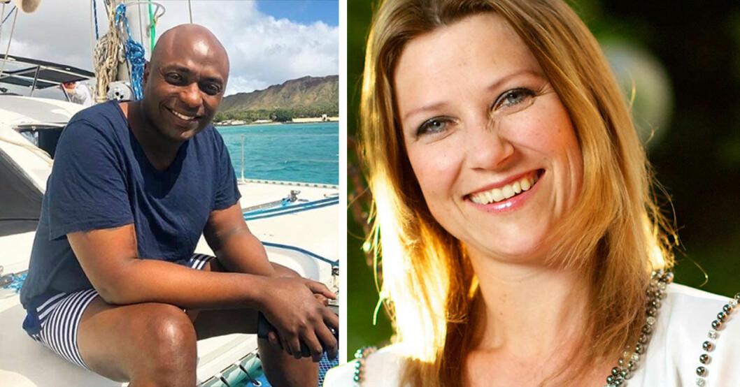 Prinsessan Märtha Louise har varit på kärlekssemester med schamanen Durek Verrett på Hawaii.