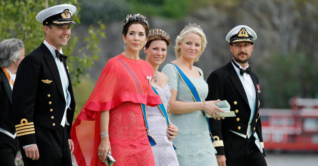 Kungliga prinsessor