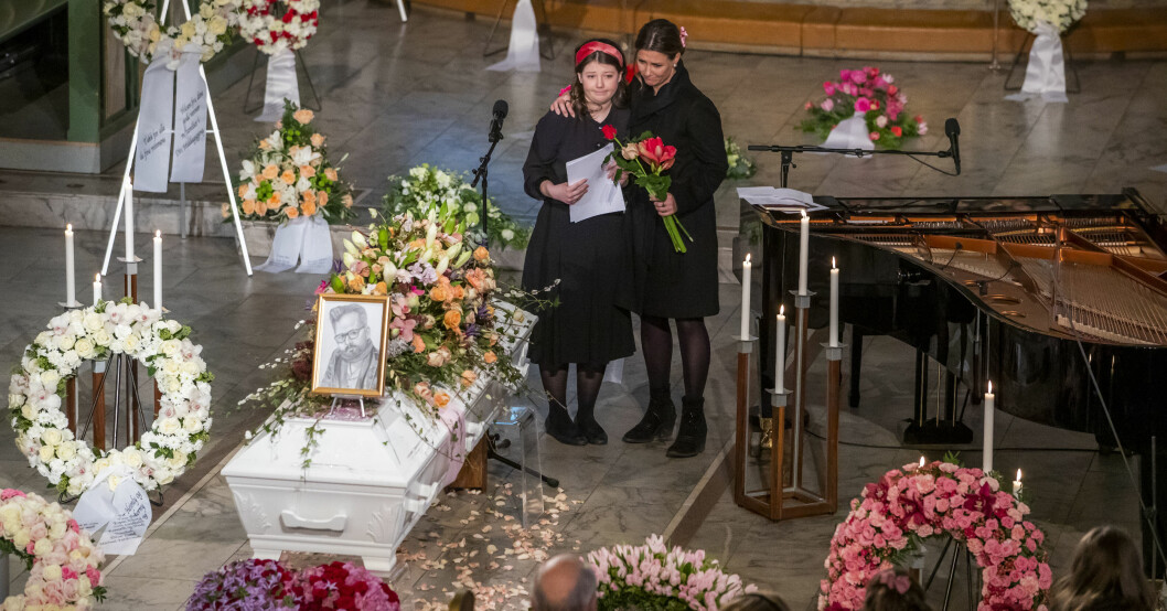 Maud Angelica Behn och Märtha Louise