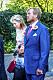Drottning Máxima och kung Williem-Alexander.