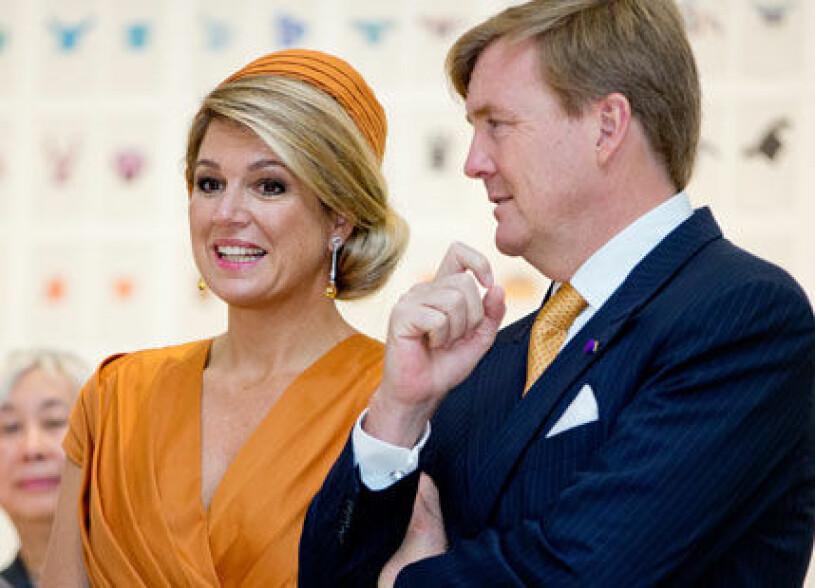 Maxima och Willem-alexander