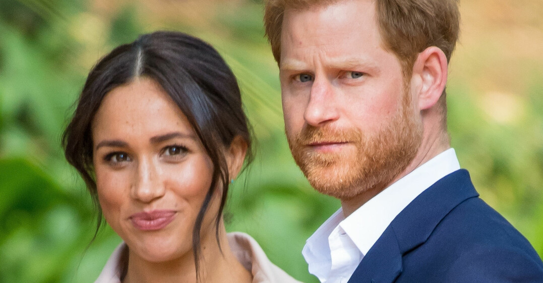Hertiginnan Meghan Markle Prins Harry