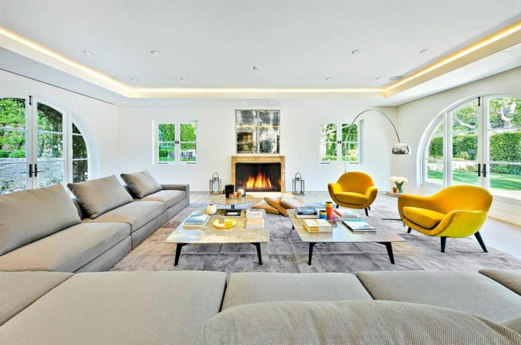 Ryktet säger att Meghan och prins Harry är spekulanter på det här huset i Malibu i Kalifornien.