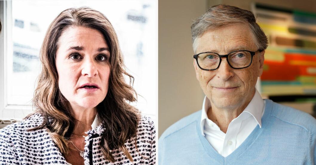 Melinda Gates och Bill Gates