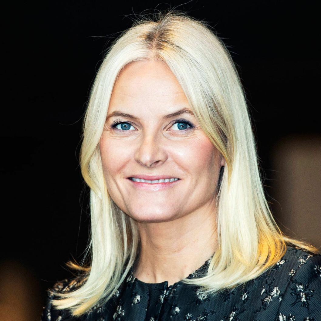 Oro för kronprinsessan Mette-Marit i coronakrisen