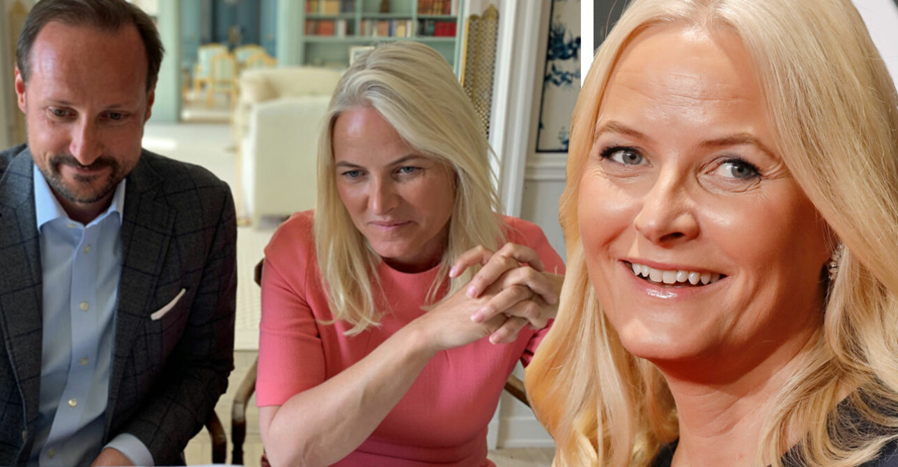 Kronprinsessan Mette-Marit Kronprins Haakon