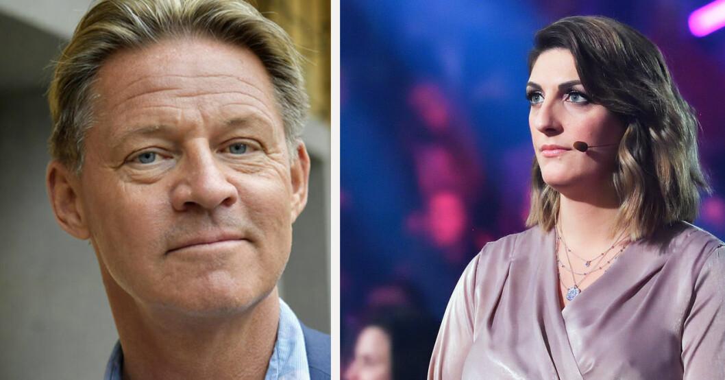 Doktor Mikael Sandström och Soraya Lavasani