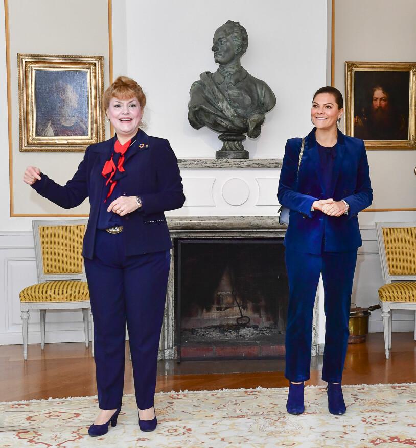 Minoo Akhtarzand landshövding Västmanland kronprinsessan Victoria länsbesöket