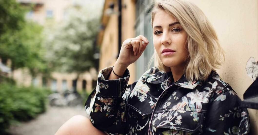 Molly Sanden singel efter uppbrottet från Danny Saucedo