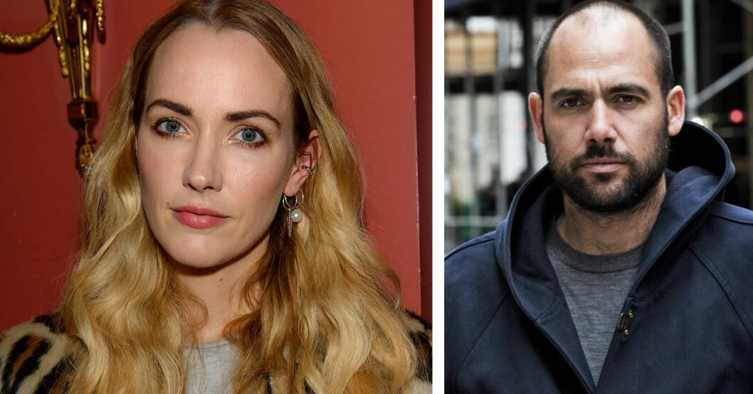 Maria Nilsdotter och Mikael Schiller har valt att gå skilda vägar.