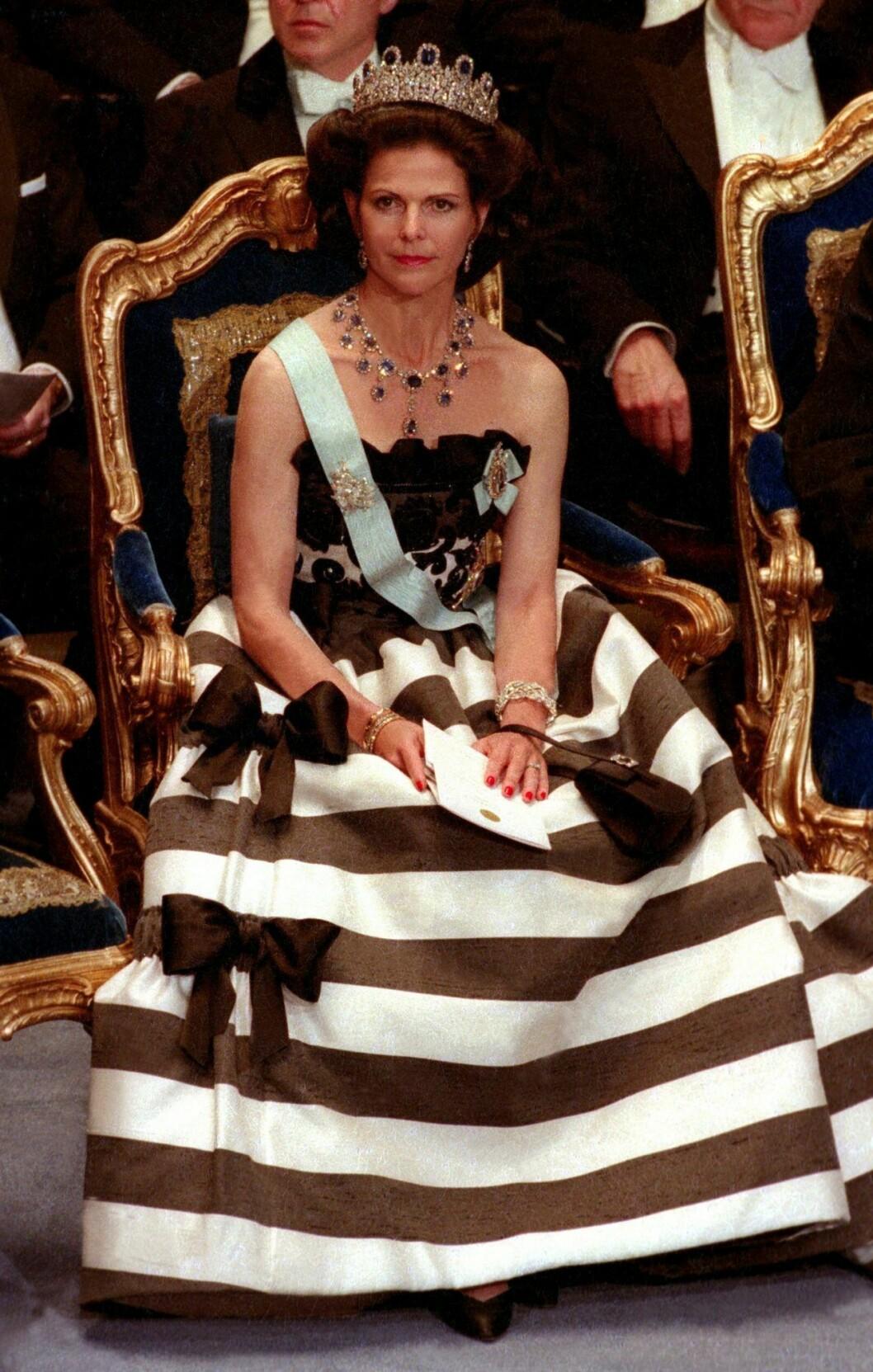 Silvia Nobel 1993