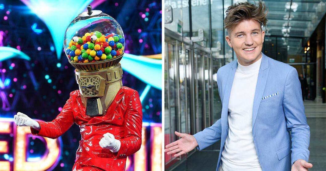 Komikern Daniel Norberg vann Masked singer Sverige 2021. Nu berättar han om knepen för att hålla identiteten hemlig.