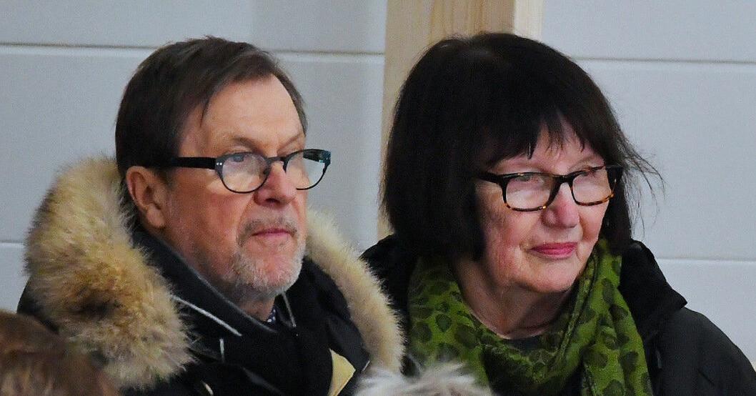 Olle Westling och Ewa Westling
