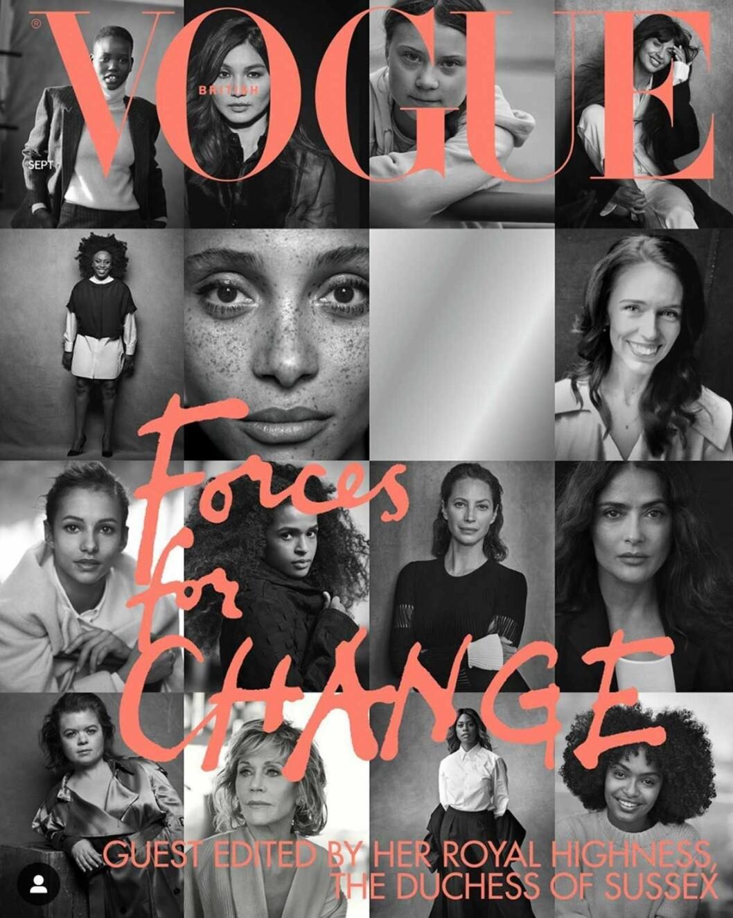 omslag Vogue