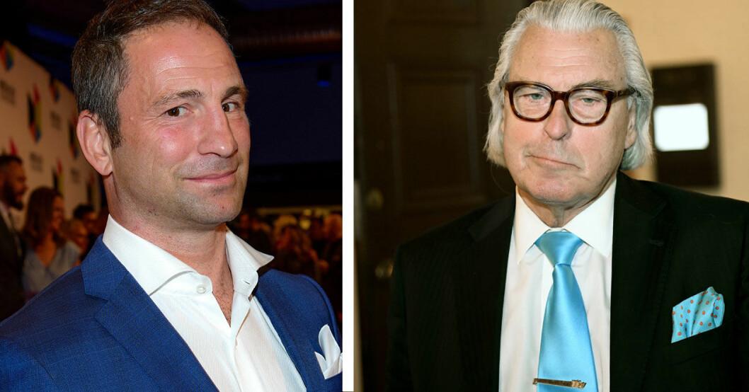 Paolo har valt Thomas Martinson som sin advokat.