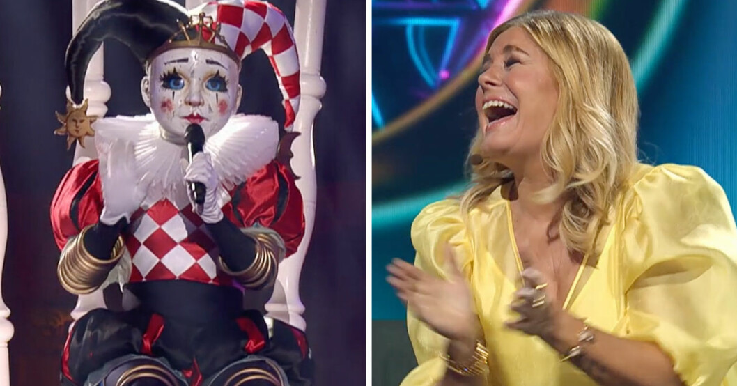 Några av kändisarna bakom maskerna i TV4:s Masked singer har avslöjats i förväg.