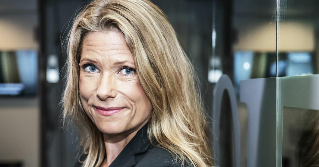 Petra Nordlund valde bort tv för ett annat liv.