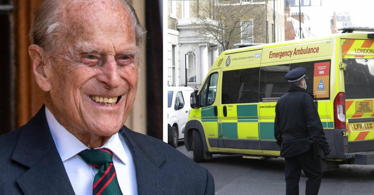 Obsèques du prince Philip : sa famille cachée conviée par Elizabeth II - YouTube