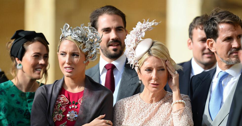 Prins Philippos Prinsessan Nina Flohr Grekiska kungafamiljen