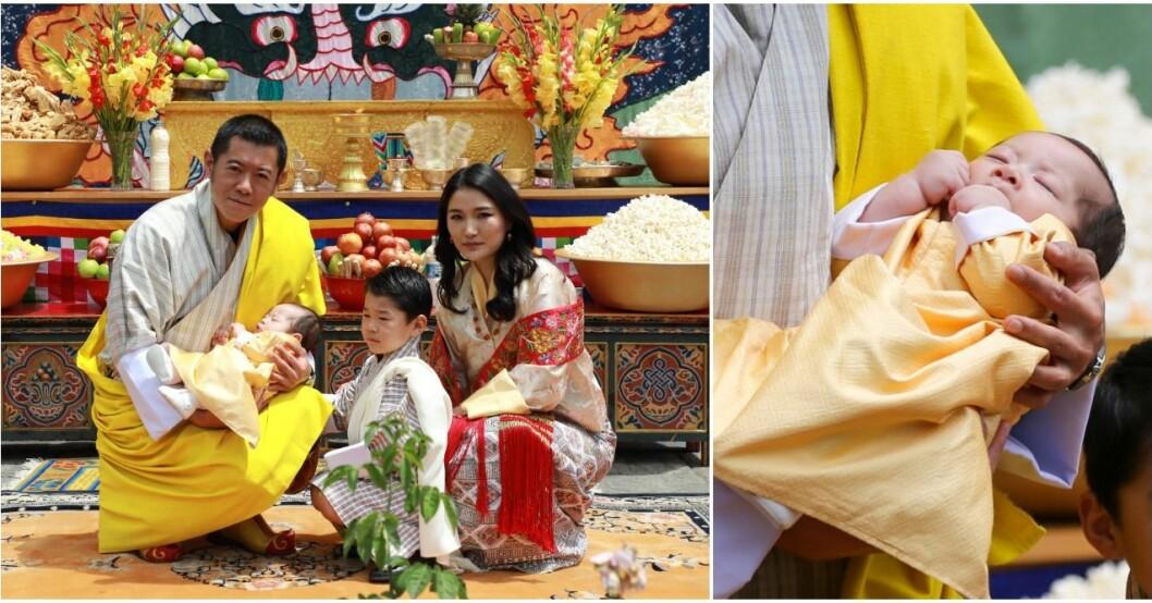 Bhutan har fått en ny prins.