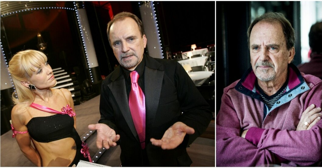 Peppe Eng bröt med TV4.