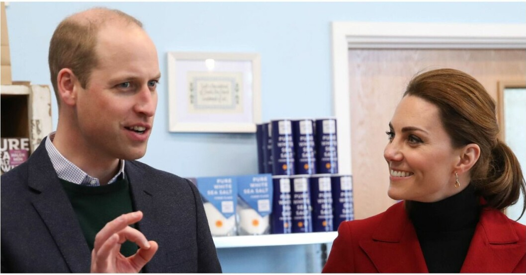 William och Kate har ett smart knep för frid i hemmet.