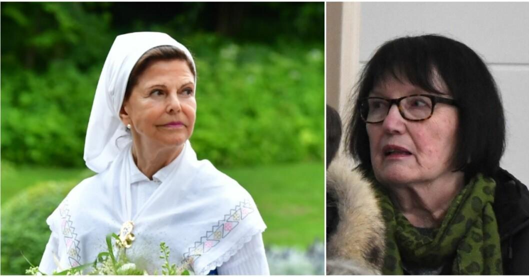 Splittringen mellan Silvia och Ewa Westling.