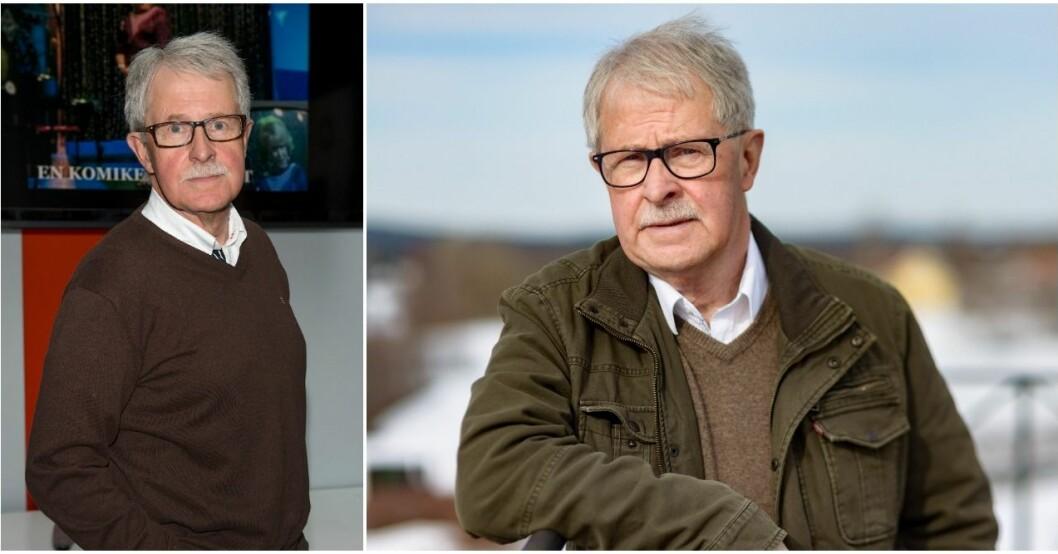 Sverker Olofsson skräder inte orden.