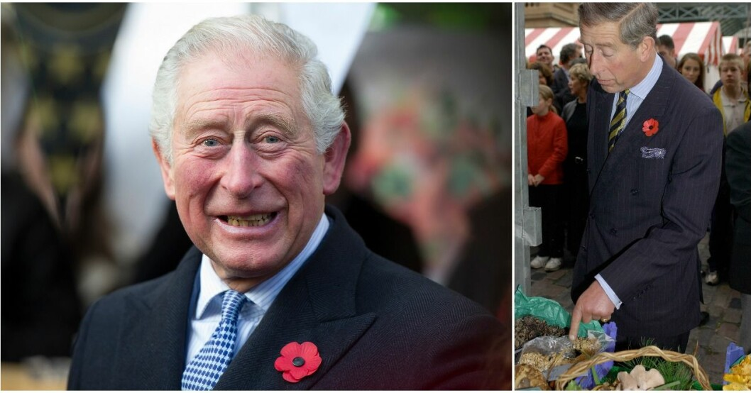 Prins Charles favoritmat avslöjad!