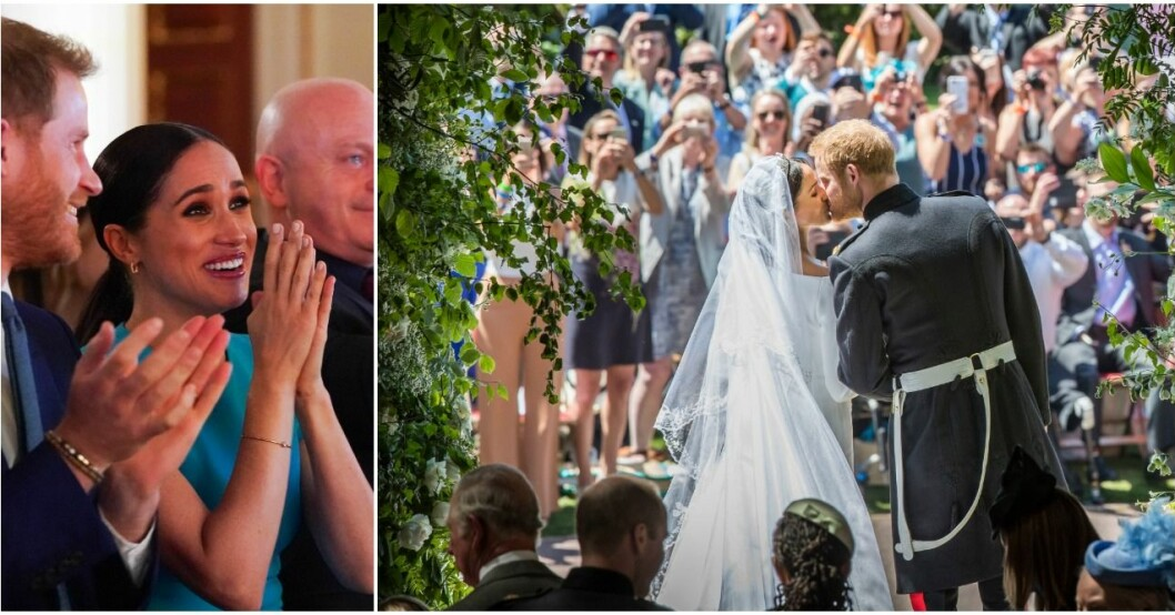 Meghans känslor före bröllopet avslöjas nu.