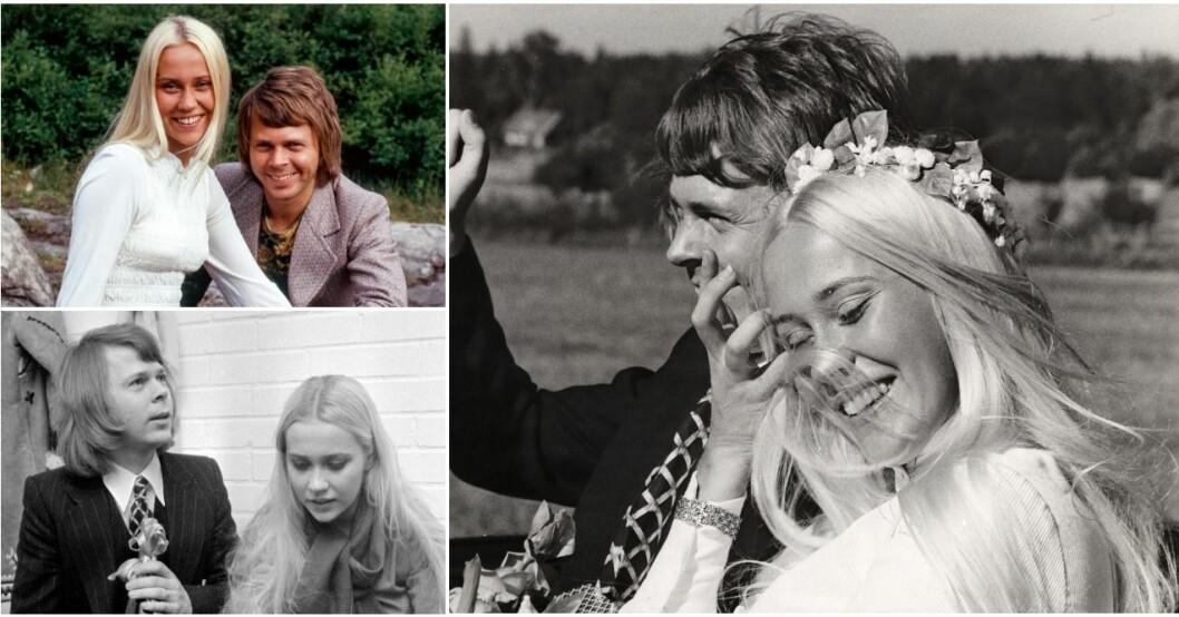 Abba-Björn Ulvaeus berättar om kärleken till Agnetha Fältskog.