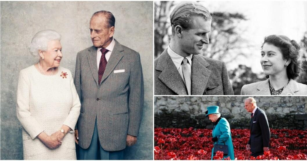 Drottning Elizabeth och Philips kärlek blomstrar igen.